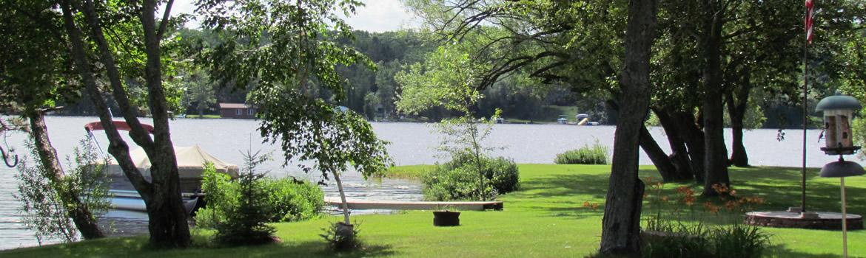 Lake Nebagamon View